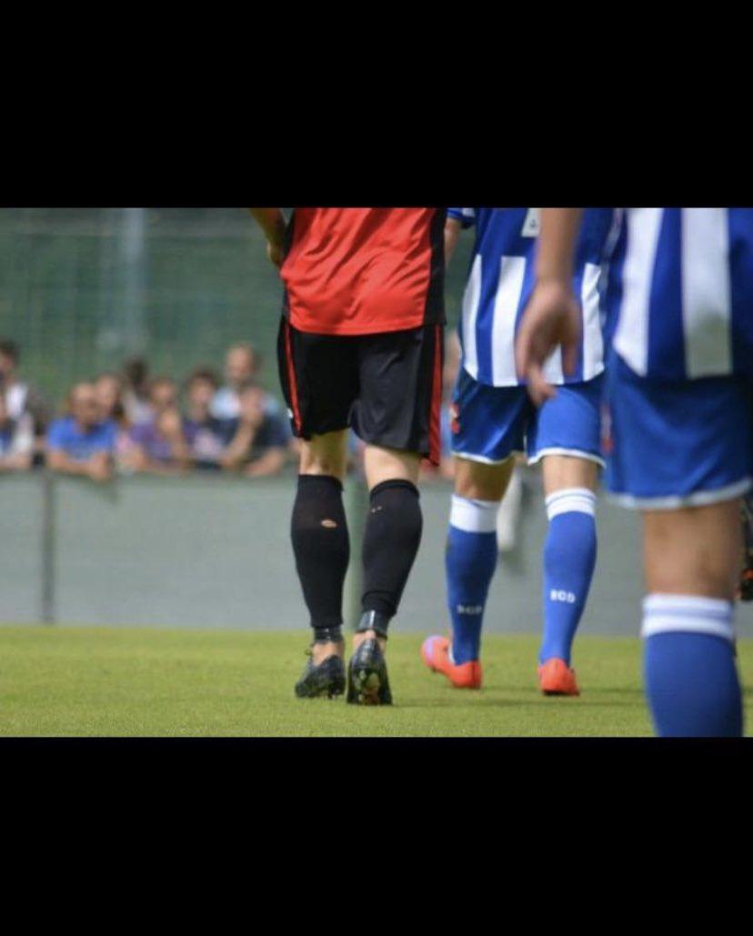 Después de 1.150 km 🚌!! @UdSanPedro hasta La Coruña , se me olvidaron los calcetines 🙏🏻😓. #historias #futbol #unestilodevida