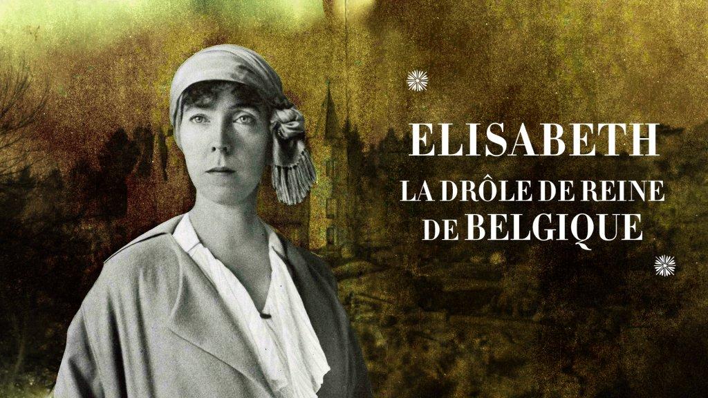 🔴 𝗥𝗘𝗣𝗟𝗔𝗬 | L'épisode consacré à Élisabeth de Belgique est à retrouver en replay 𝗱𝘂𝗿𝗮𝗻𝘁 𝟯𝟬 𝗷𝗼𝘂𝗿𝘀 (uniquement en France 🇨🇵) ! ▶️ https://t.co/02nB3RYgWH  🌏 Pour nos amis de l'étranger, l'épisode sera bientôt publié sur YouTube ! ▶️ https://t.co/jfTcOQQud6 https://t.co/awGzpSS5ue