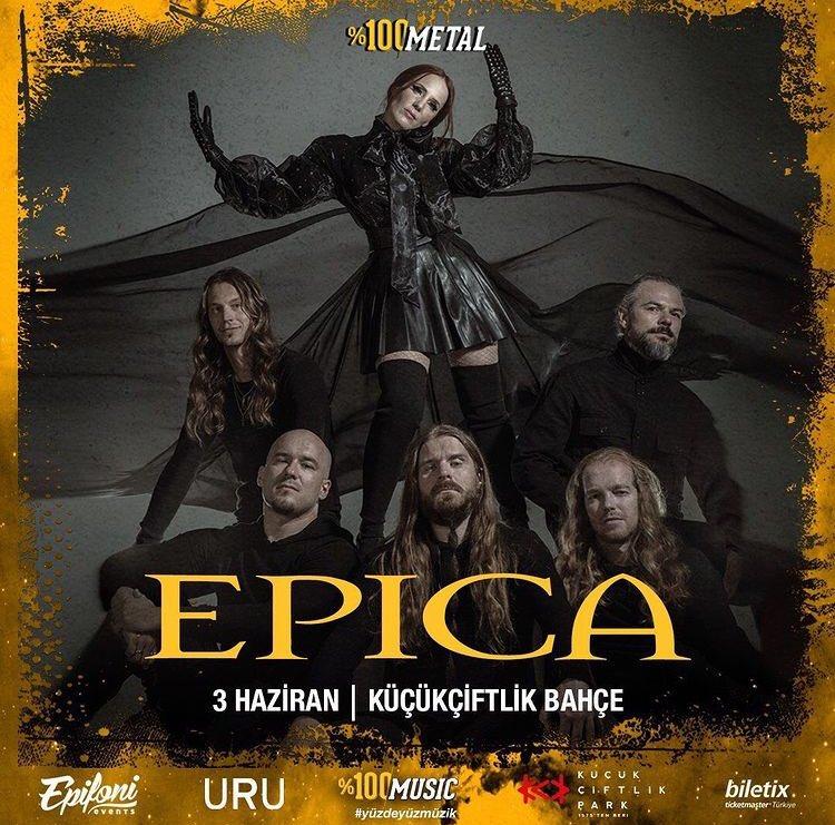 EPICA, İstanbul konserini duyuru!