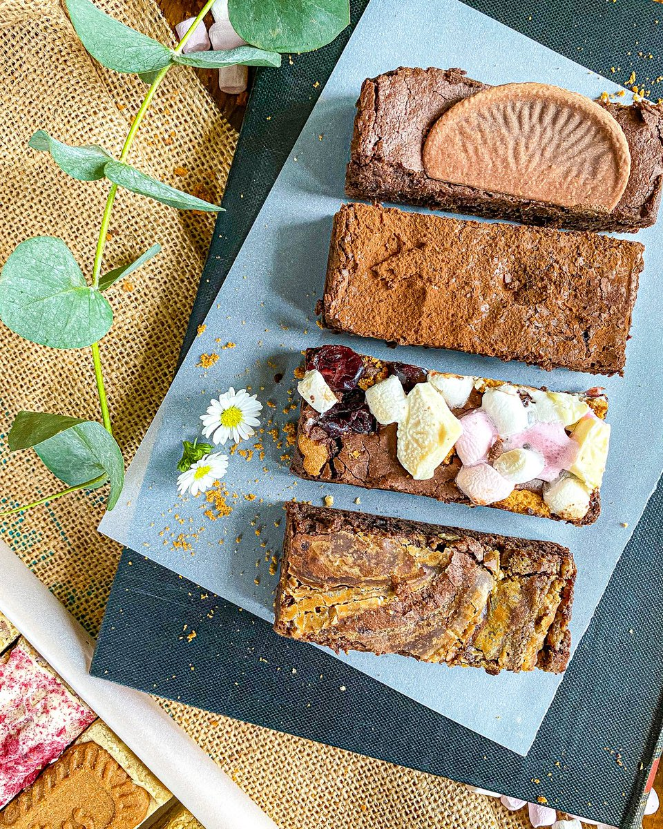New to Grazed? Try our Classic Mixed Box! Perfect for brownie lovers! 🤎  #grazedbrownies #grazedblondies #blondies #brownies #letterboxbrownies #chocolatebrownies #chocolate #new #trythis