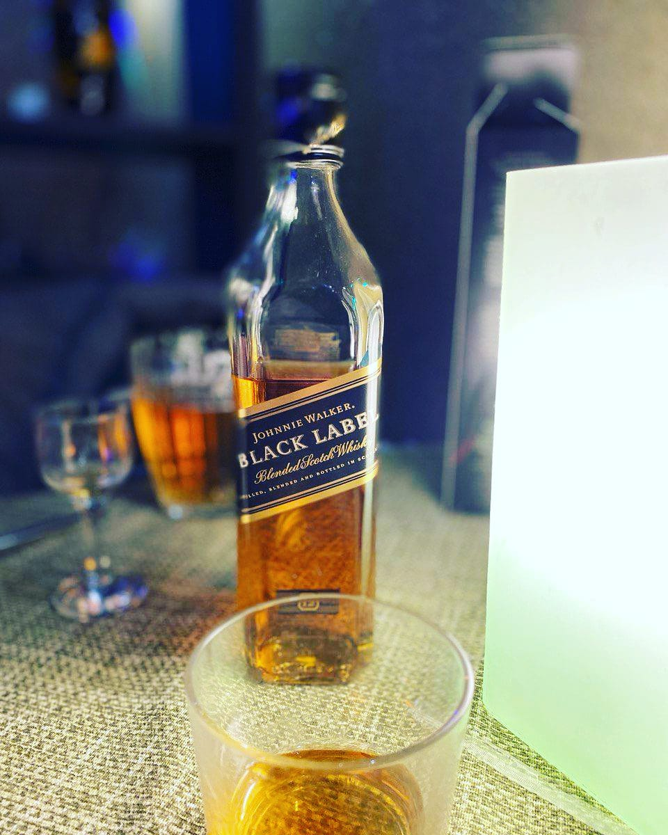 #blackouttuesday with #blacklabel. Enjoy this fine #johniewalkerblacklabel from our shops along Mombasa Road @southfieldmall @thenextgenmall. We sure have the best & fastest delivery options. Call us to make your orders. 0759 920094 0748141554  Shop with us