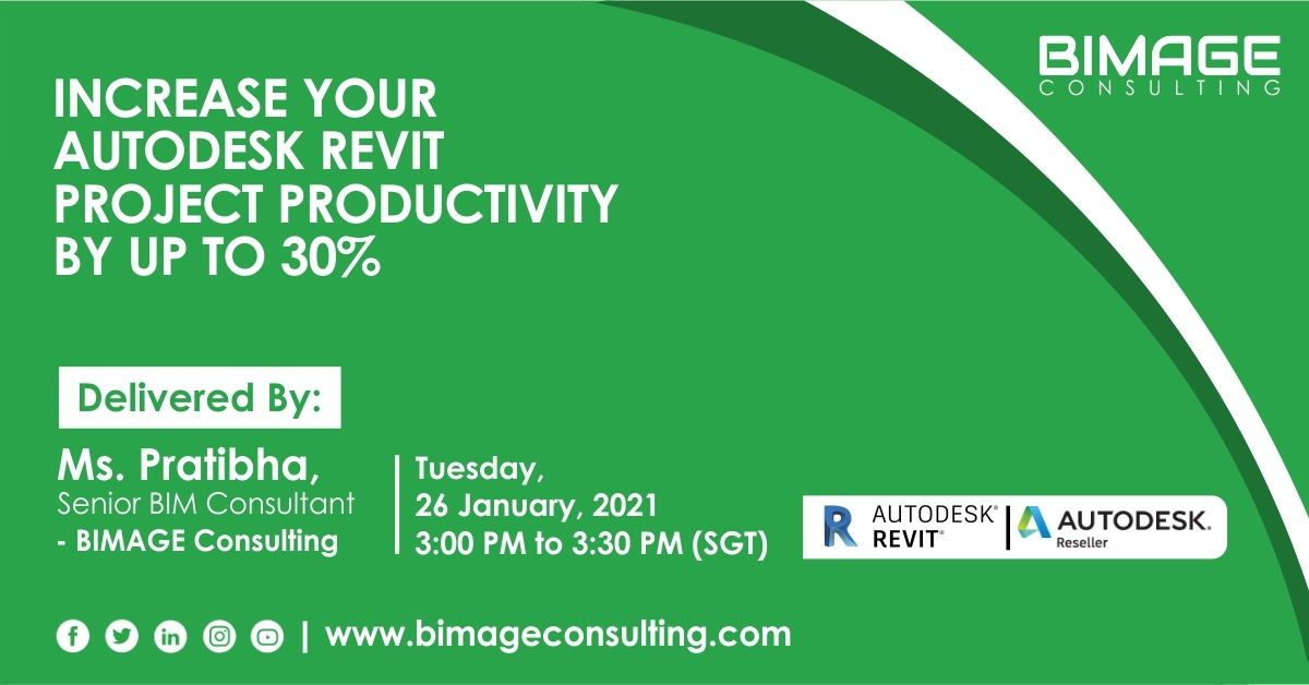 1 more day to go for our first webinar for 2021! On how to Increase your Autodesk Project Productivity by UP TO 30% - https://t.co/UkydHcve4P  #bim #revit #autodesk #autocad #cad #buildinginformationmodelingbim #vdc #construction #enginnering #constructionsoftware #civil #civil3d