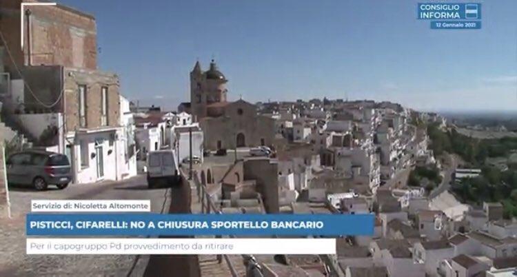 RT @CRBasilicata: PISTICCI, @rocifa1163: NO A CHIU...