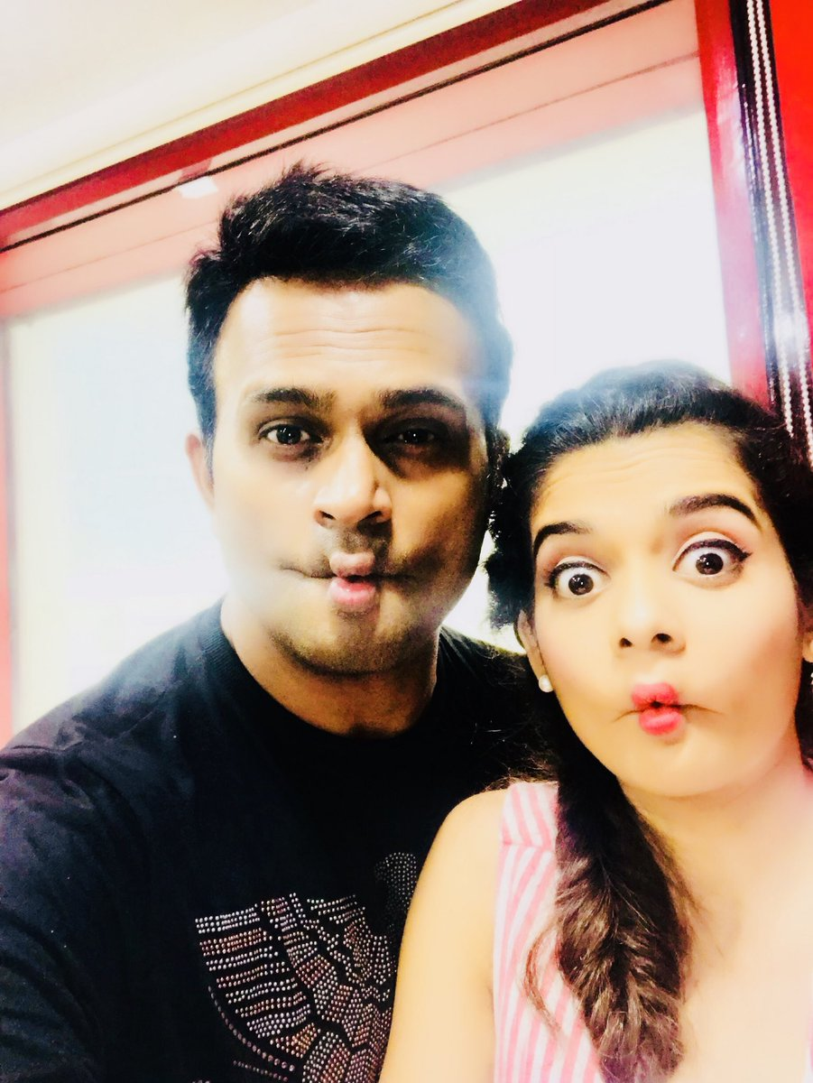 Happy birthday to cuteness personified and the uber talented @mipalkar !!!   Wishing you good luck and happiness always!! Lots of love from the #Kannan's 🤗  #Sidk #SiddharthKannan #MithilaPalkar #HappyBirthdayMithilaPalkar #HBDMithilaPalkar #Bollywood