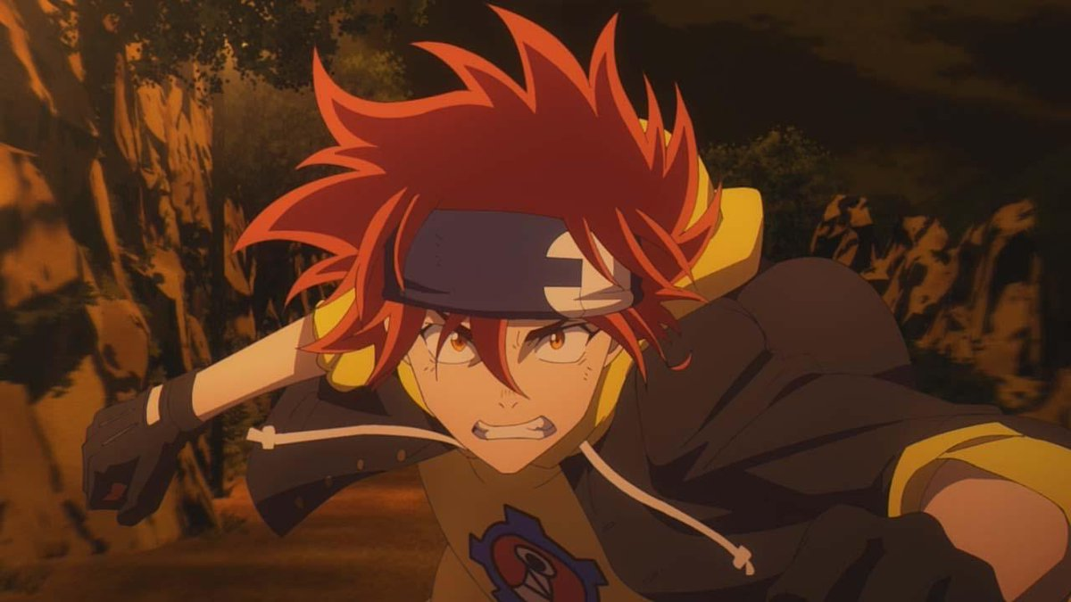 The New Anime Skate The Infinity Has Is Fire