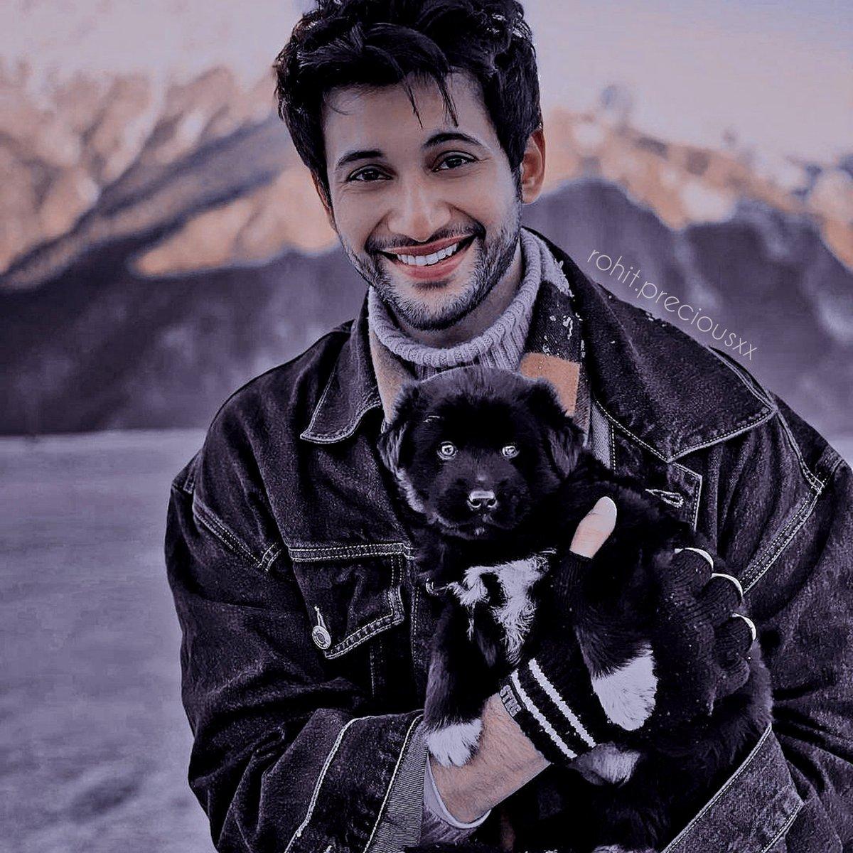 Aaaahhh 😭.... his smile is so precious ..my cutesttt bubb <3   #RohitSaraf mere friend bnoge??