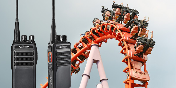 The low cost #Kirisun handsets can work alongside your existing digital or analogue radios, perfect for your theme park or tourist attraction when they are ready to reopen after lockdown! > https://t.co/lgxIfwDItk