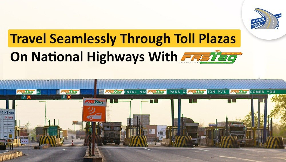 Get your FASTag today to pay toll fee digitally and avoid queues! Find the nearest point of sale location here:  #NHAI #FASTagLife