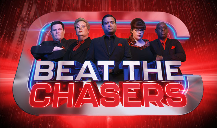 Hit format #BeatTheChasers rounded up another fantastic season in the UK on @ITV. Across its 7 episodes, the show averaged 4.1 million viewers and a 21% market share, which is 30% up on the slot audience (3.1m/17.2%).  Find out more: https://t.co/67mTQQafps https://t.co/oy1mpcXRA8