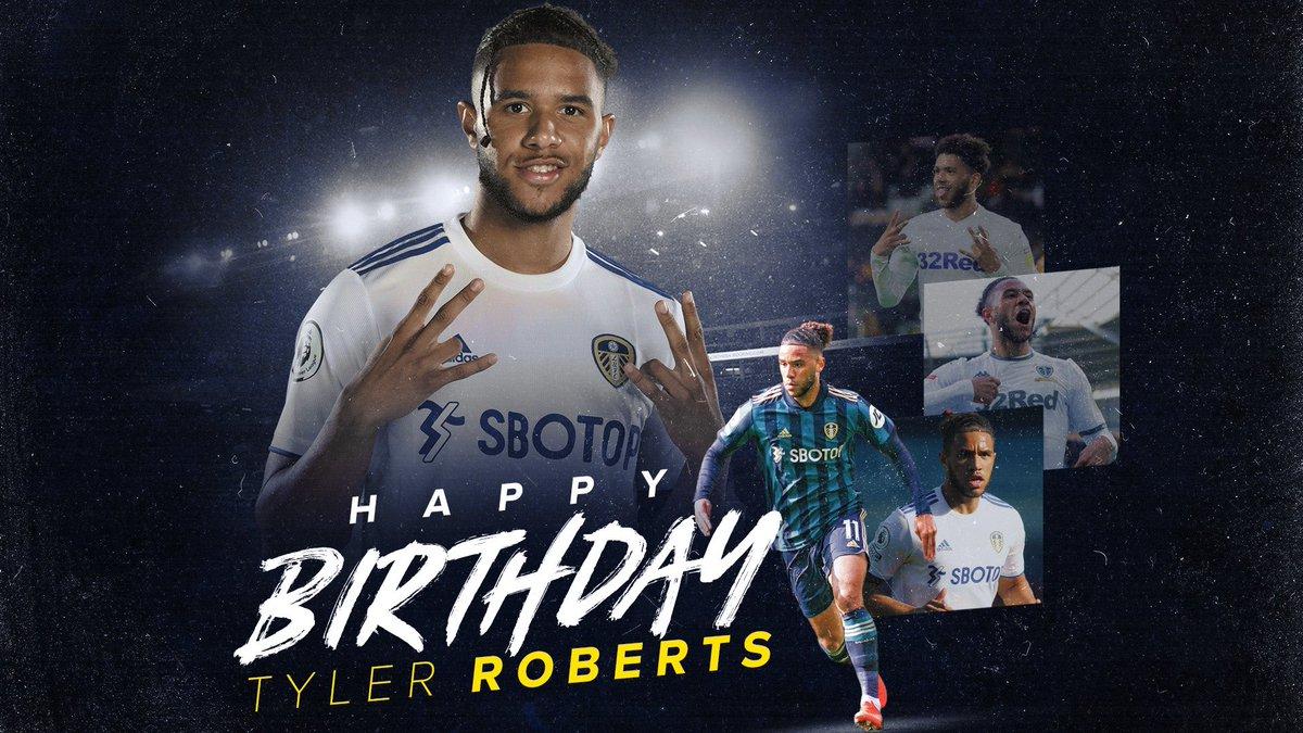 🎉 Happy Birthday Tyler!