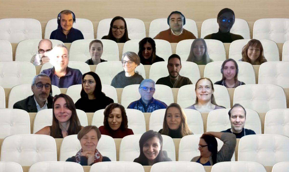test Twitter Media - and another European #citizenscience project is being kicked-off in a virtual setting #time4CS  #organisationalchange #RRI #mutuallearning #community  @mhaklay @GitteKragh https://t.co/1oeR8SSRcW