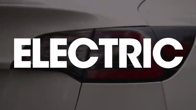 Image for the Tweet beginning: One electric car balances range,