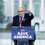 Image for the Tweet beginning: Rudy Giuliani:To take away free
