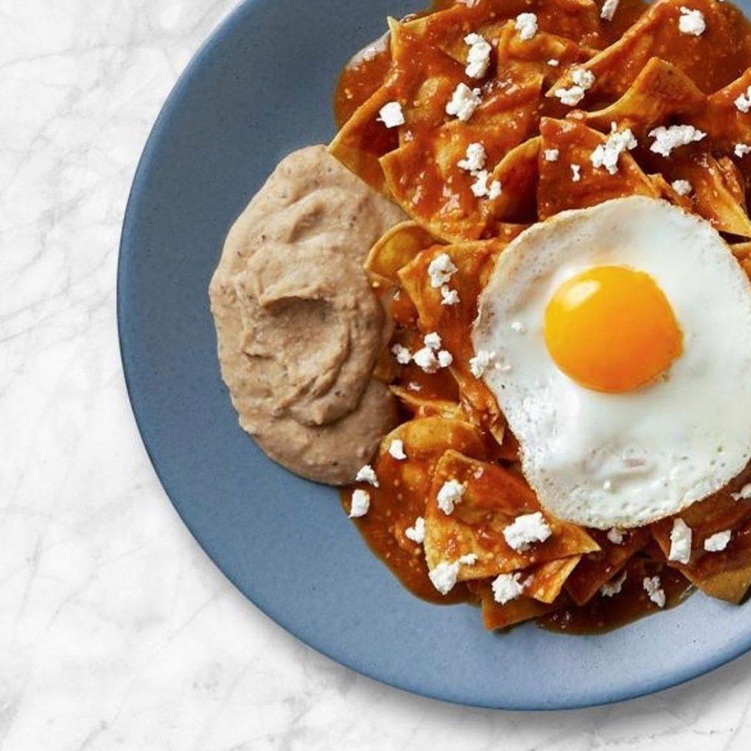 Un rico desayuno en la puerta de tu casa 🏡🛵 Pide una de las deliciosas opciones de @garabatosmx. https://t.co/sC70IAM1cY
