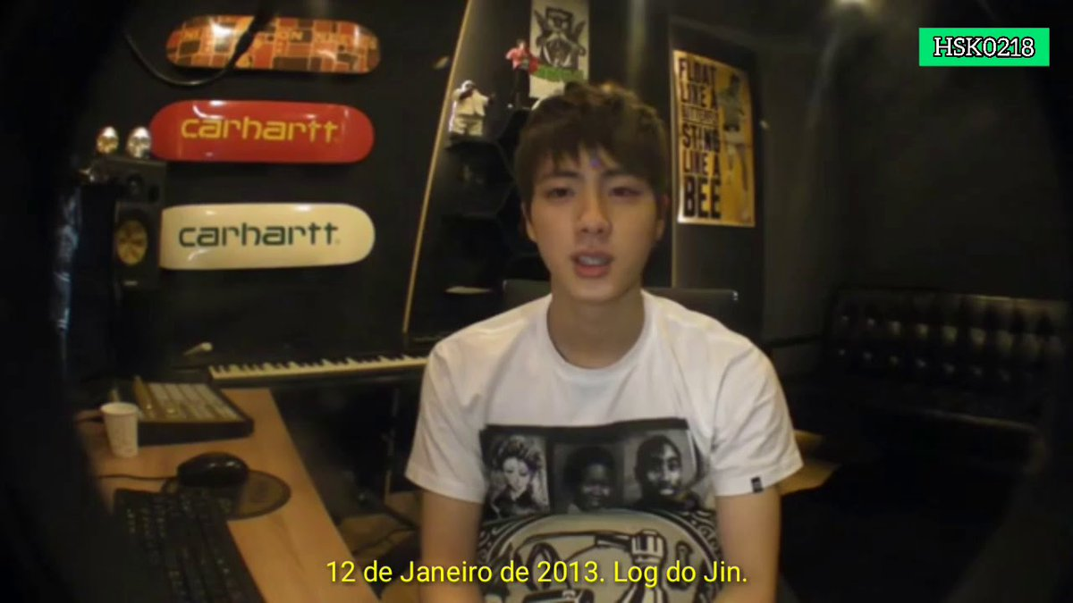 Hace 8 años exactamente hoy, Jin realizó su primer log do jin en el canal de BANGTANTV, sigues siendo tan guapo como antes #8YearsWithMoon #Happy8yearswithJin #JIN #SEOKJIN #HAPPYJINDAY #jinmoon #8yearswithjin @BTS_twt