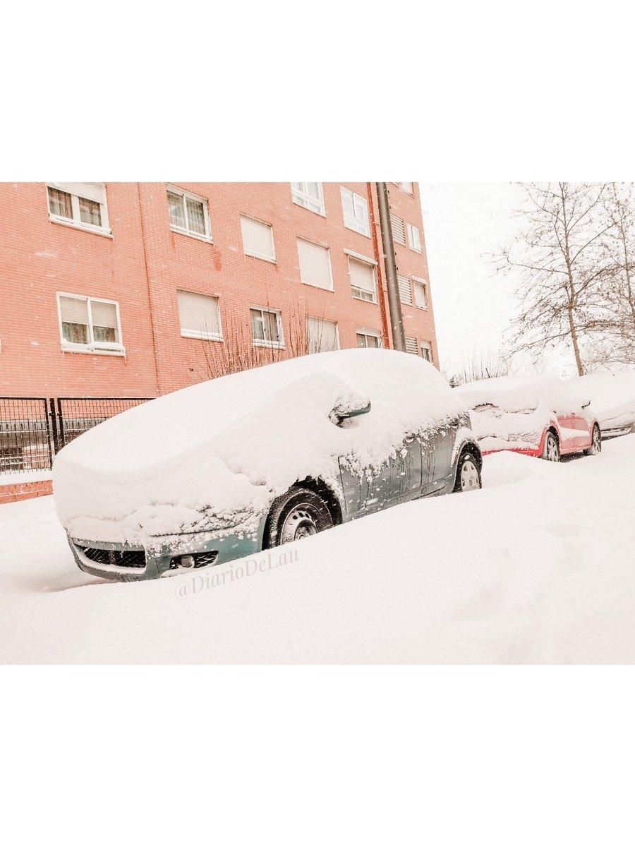 🚙  ❄️  ___ #Madrid #MadridNevado #MadridBajoLaNieve #quedateencasa #Apocalipsis #nieve #Filomena #spain #espana #FelizmartesATodos #photooftheday #frozenlandscapes #frozen #FelizMartes