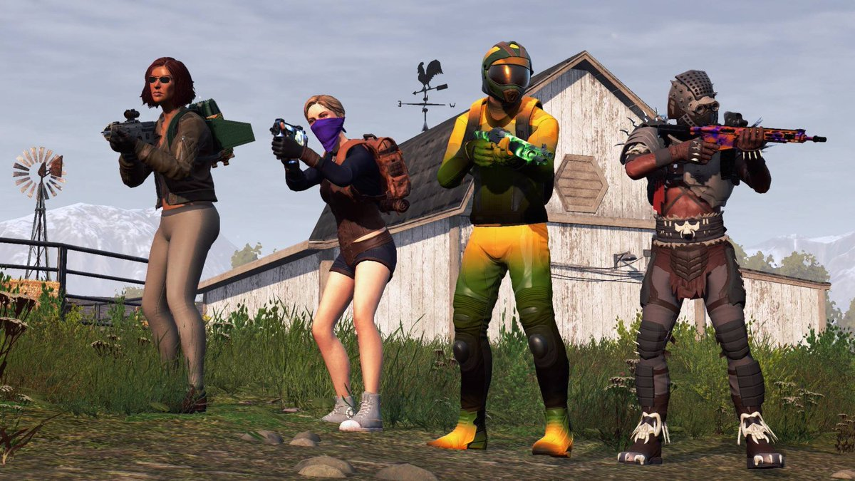 No Battle Royale will ever compare to the early H1Z1 days