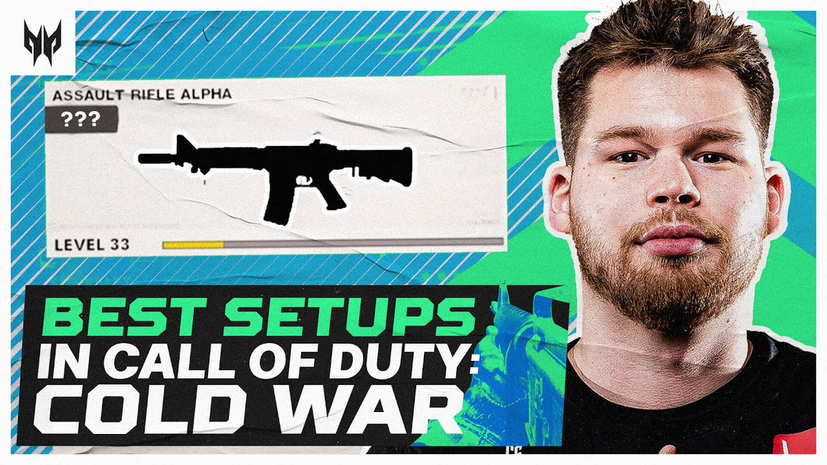 Crimsix - The best Cold War loadouts from the 🐐  @Predator_USA // @Crimsix