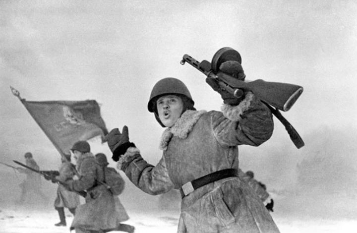 Red Army have launched Operation Iskra (Spark): a huge assault on German forces besieging Leningrad, aiming to break the two-year-siege of the Soviet city. https://t.co/BMXIs1yDZr