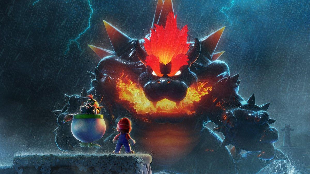 Face à une menace colossale, Mario et Bowser Jr. doivent faire équipe pour une nouvelle aventure le 12/02 dans #SuperMario3DWorld + Bowser's Fury !  Précommandez le jeu :