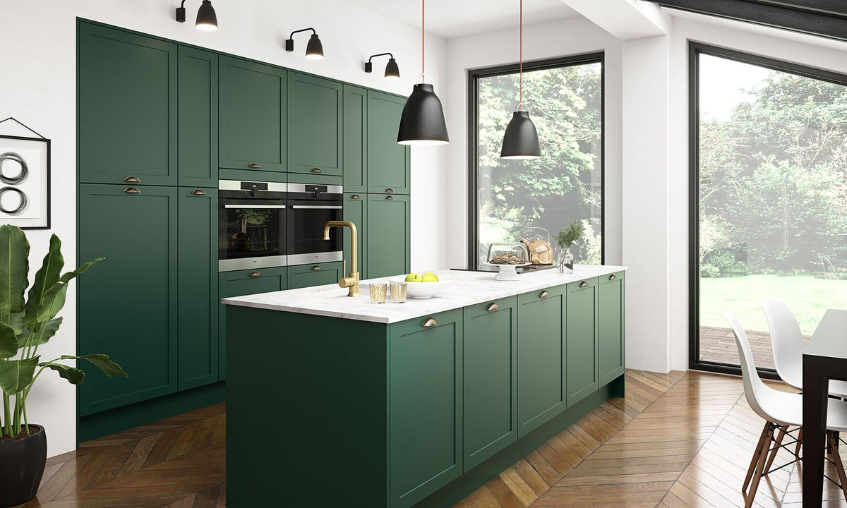 If 2020 was all about navy cabinetry and copper accents, what does 2021 have in store? idealhome.co.uk/kitchen/kitche… #2021 #home #kitchen #interiordesign #interiordecor #mortgages #mortgage