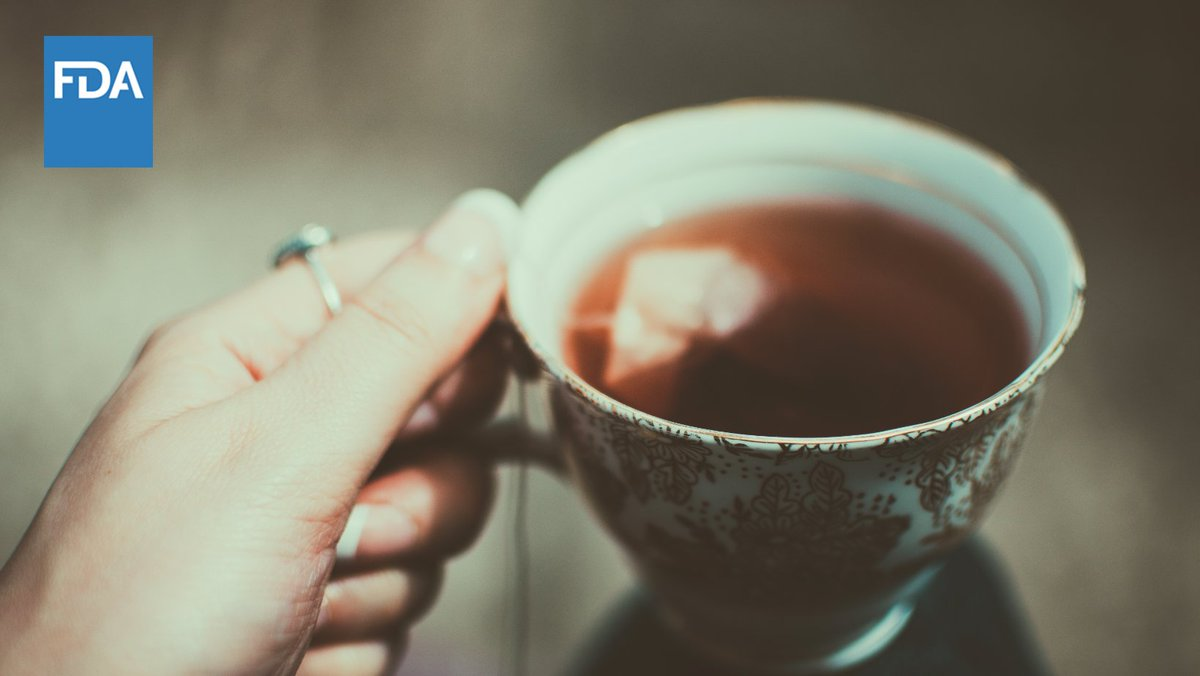 Happy Hot Tea Day! Here's a fun fact: Did you know that decaf teas have less caffeine than their regular counterparts, but they still contain some caffeine? Learn more: