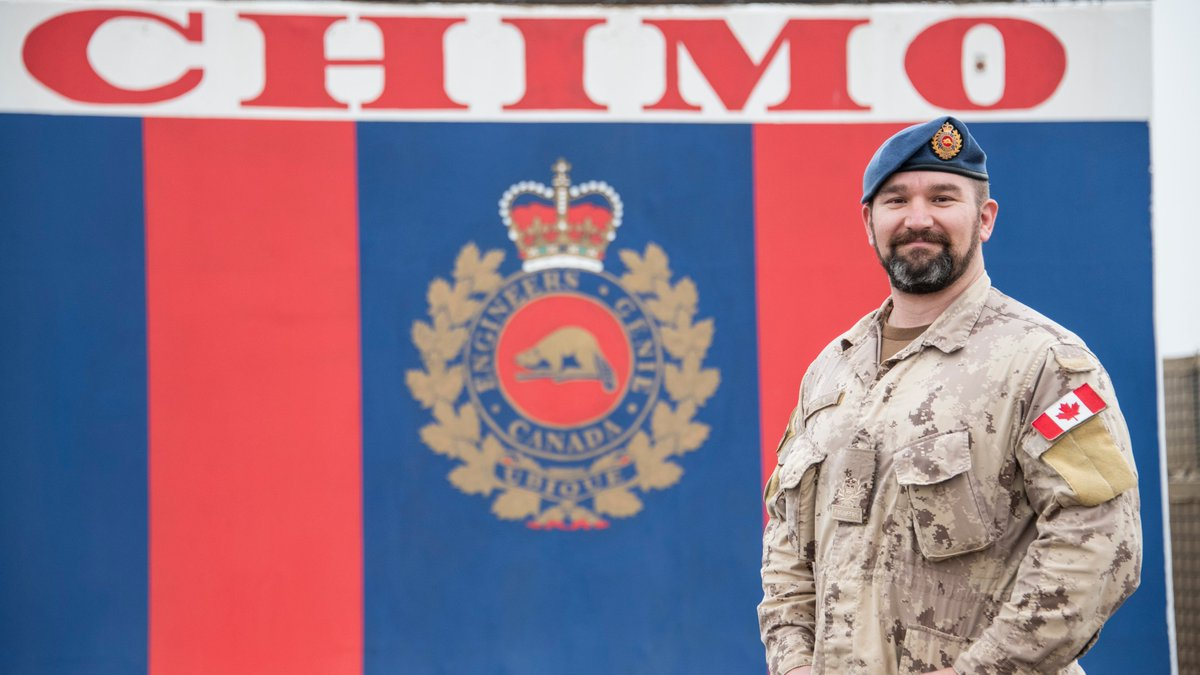 CHIMO! Master Warrant Officer Edward Hebb appointed as member of the Order of Military Merit 👏 Read more: bit.ly/3oCsvE7 #RCAF #RCAFProud