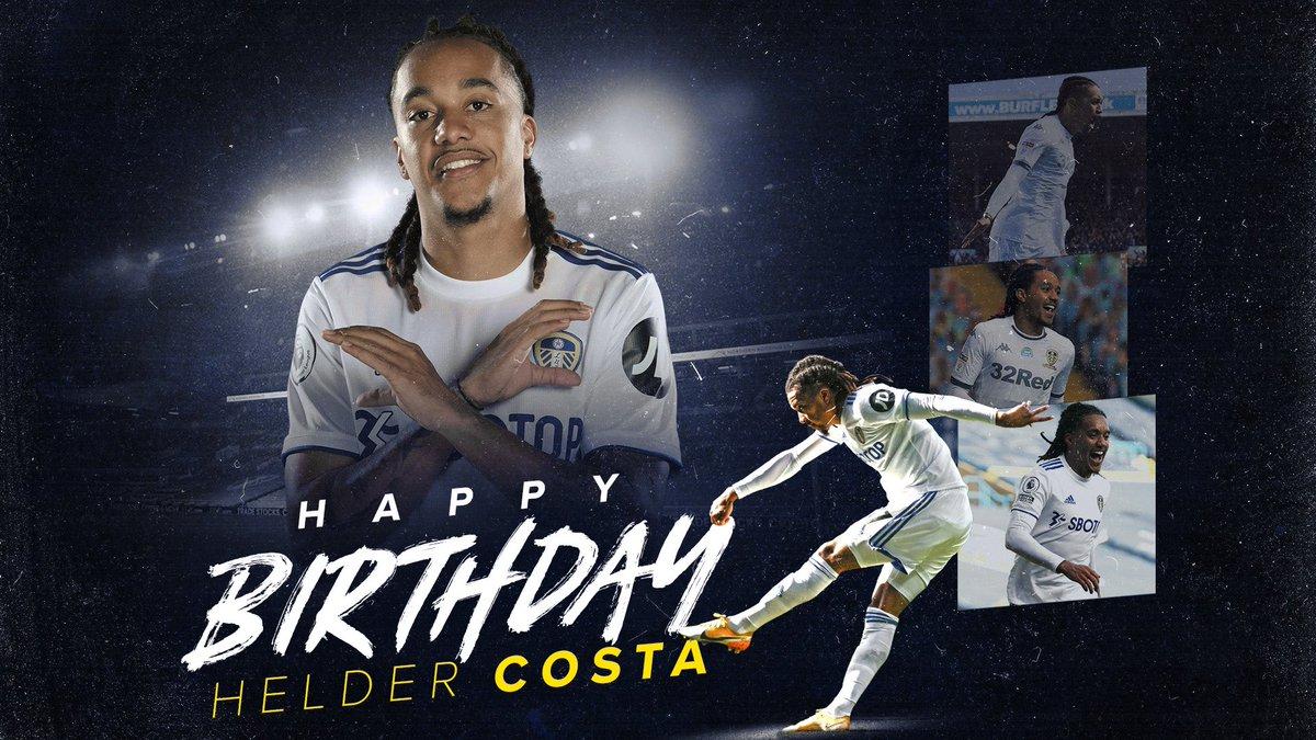 🎉 Happy Birthday Helder!