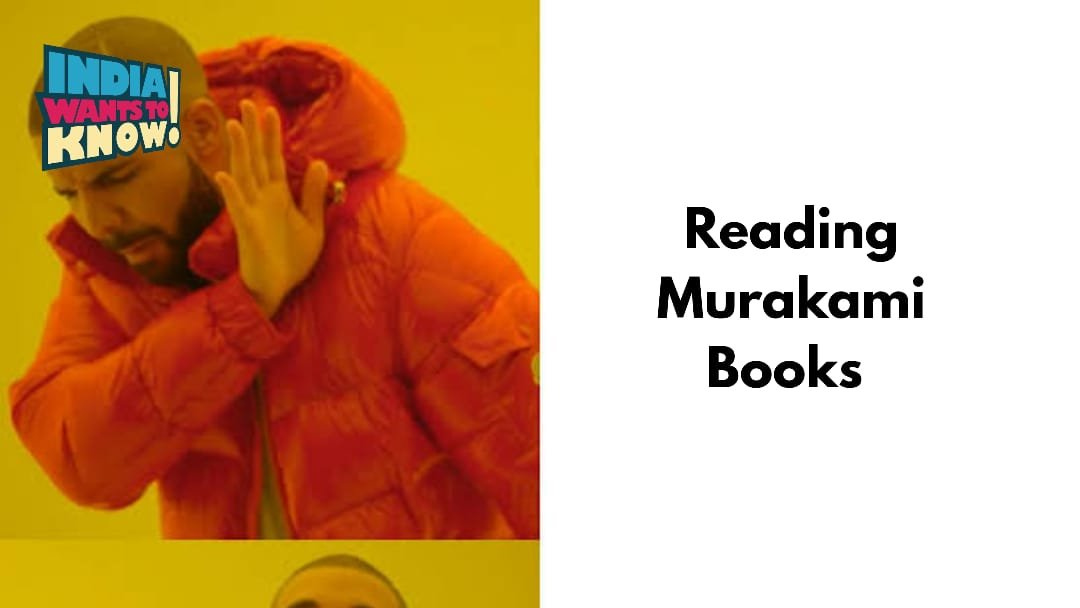 Happy birthday Haruki Murakami! Which of his books do you display on your shelves to make you look smart? 😁😁😎😎