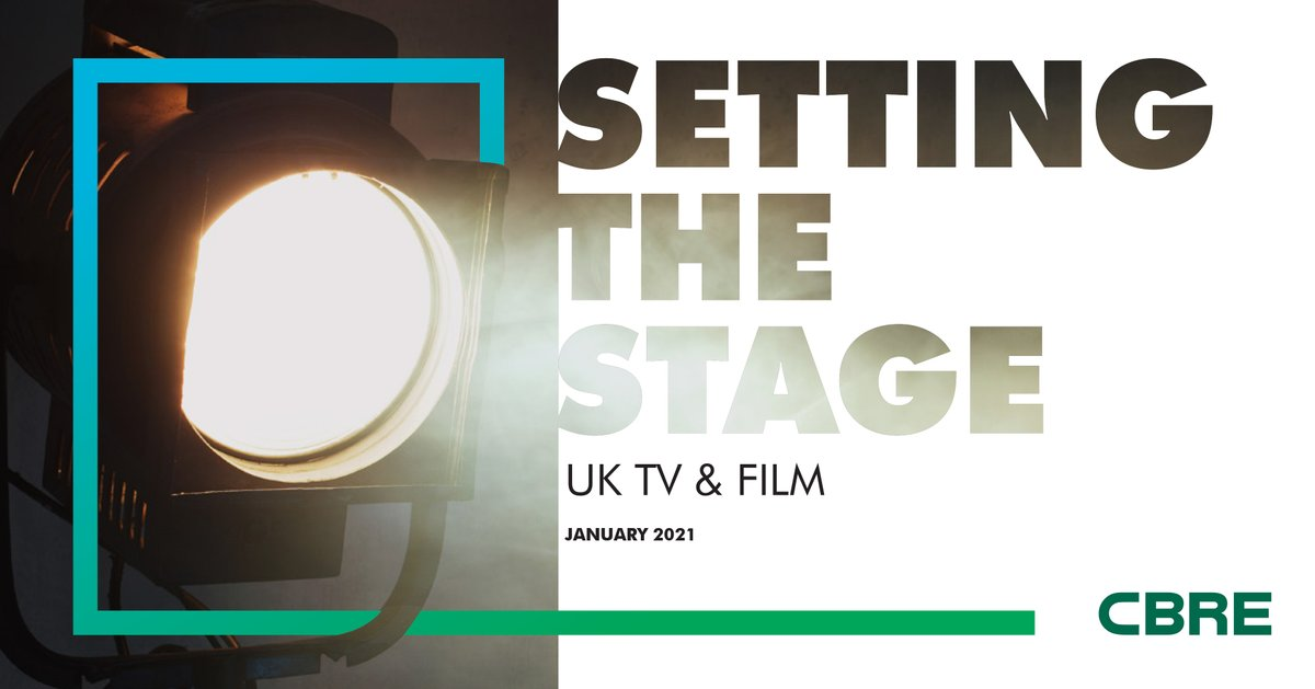 The #TV and #FilmIndustry has been growing at a rapid pace in recent years. Explore why the UK is an attractive destination for production and the opportunity this presents for #investors: https://t.co/fFgV8adp2f #Investment #RealEstate https://t.co/WZqEF5wuAj