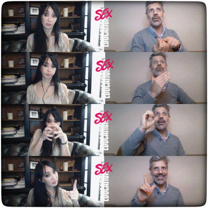 Mon émission d'hier avec @DrGilbertBJ sur @TeamVitality  résumée en qq captures d'écran.  Vous pouvez