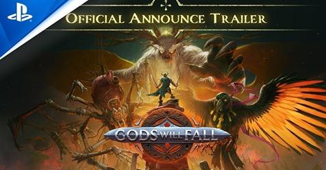 Tá aqui MAIS UM JOGO QUE PROMETE FAZER VC PASSAR RAIVA, Gods Will Fall - Trailer PS4    #ps5 #ps4 #godswillfall #xbox #games #xboxseriesx