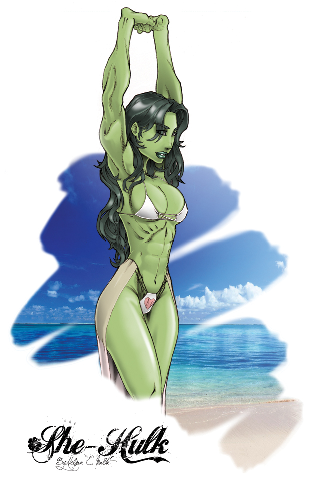 SHE-HULK  Checkout future projects, commissions, video tutorials, indie comics of mine, and more here:   @SheHulk_Justice #SheHulk #fanart #MarvelStudios #marvel @SheHulk #MarvelUnlimited #marvelshehulk #marvelcomics #sexy #sexyart #pinupart #ComicArt #art