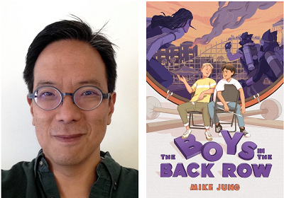test Twitter Media - Welcome Mike Jung to our Virtual Book Tour! The author stops by to share the inspiration for his latest novel, The Boys in the Back Row. Visit our blog for an exclusive interview, activities and much more! https://t.co/aAxb6oNGLR @Mike_Jung @LevineQuerido https://t.co/yYw5S9XFdQ