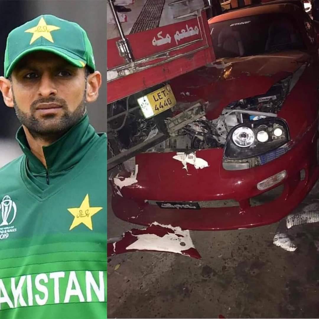 Good Luck Boy. #Save #shoaibmalik @realshoaibmalik @MirzaSania