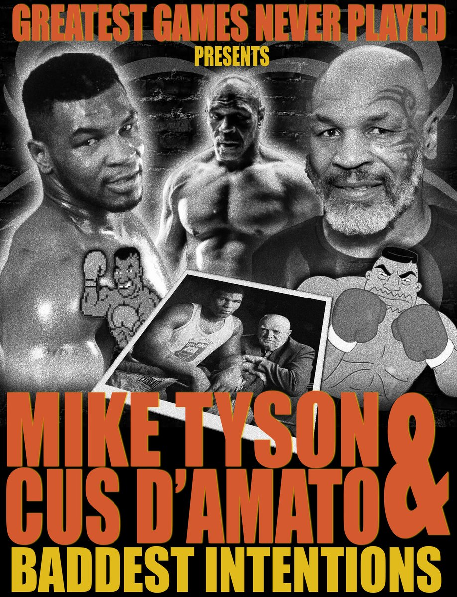New podcast is live!🎙️  Listen as @alexfitz44 and @ThekiddReno discuss what Mike Tyson's career would have been like if his trainer Cus D'Amato had lived! Could he have saved Tyson from some of the downfalls in his career? 🥊     #sports #boxing #podcast