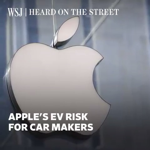 An Apple car would be a big deal, but the potential rewards for manufacturers like Hyundai come with a sting, explains @StephenWilmot #WSJWhatsNow