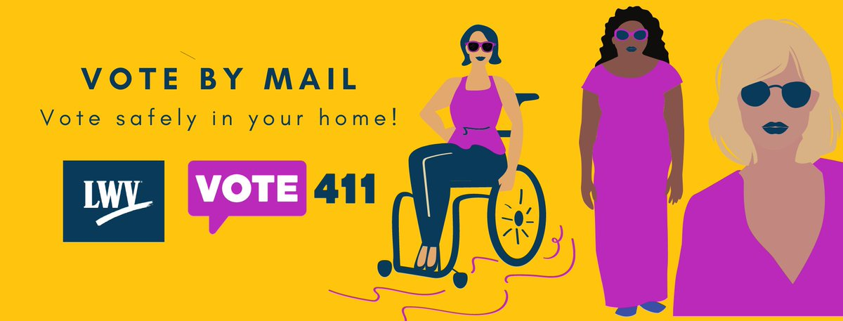 Are you 65+ or disabled? If so, submit your annual vote-by-mail application now!  Don't forget to check the annual application option to receive vote-by-mail ballots for all 2021 elections for which you are eligible to vote.  Learn more:  #BeATexasVoter