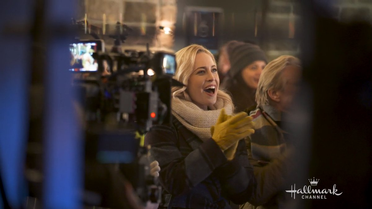 Take a look #behindthescenes at the making of the Hallmark Channel Original Premiere #TwoForTheWin to get exclusive details about this weekend's movie! Tune in Saturday at 9pm/8c to see @trevdon & #CharlotteSullivan hit the slopes (and maybe hit it off, too!) New Year New Movies!