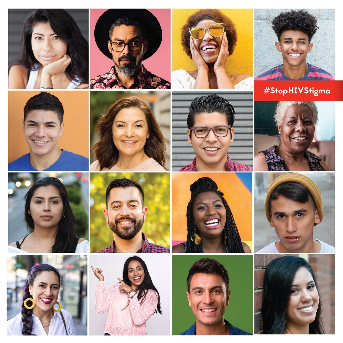 Stigma, fear, and discrimination can be barriers to #HIV testing and treatment. It is time for this to change! Visit  to see how you can help make a difference. #StopHIVStigma #StopHIVTogether
