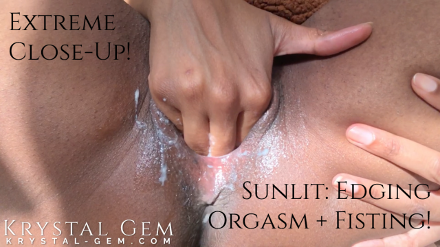 """Sold a video! """"Sunlit Edging Orgasm n Fisting! EXTREME CLOSEUP"""". Get yours on @ap_clips : https://t.co/iUUEobzA2F"""