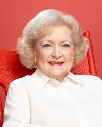 Betty White turns 99 years old this upcoming Sunday.  She's amazing with no retirement in site.  #rolemodel #99yearsold #happybirthday #