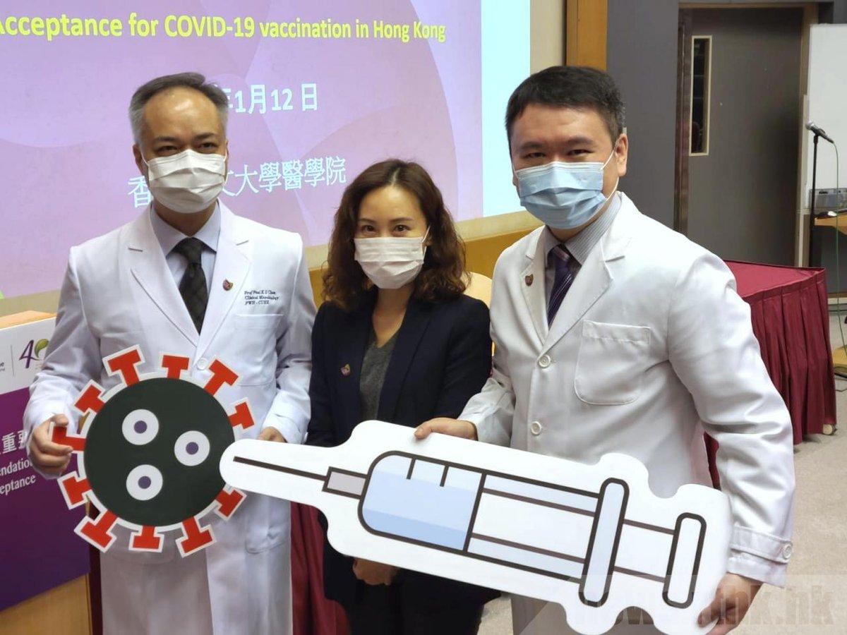 「新增60宗確診」 ~「新填地街20、22、24和26號唐樓出現爆發,被列入強制檢測,確診單位的同層住客就要送去檢疫。」🤣🤣🤣  「香港中文大學醫學院調查指僅37%受訪成年人接受新冠疫苗」🤭🤭🤭 ~「遠低於其他國家的約六成至九成。」  哈哈哈哈!😈 #武漢肺炎 #Wuhan_pneumonia #COVID_19 https://t.co/YvJh9dSc3y