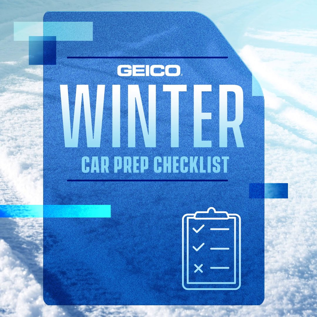 Is your car ready to face the onslaught of winter weather? This maintenance checklist can help get you started. (Check out more extreme weather driving tips here: )