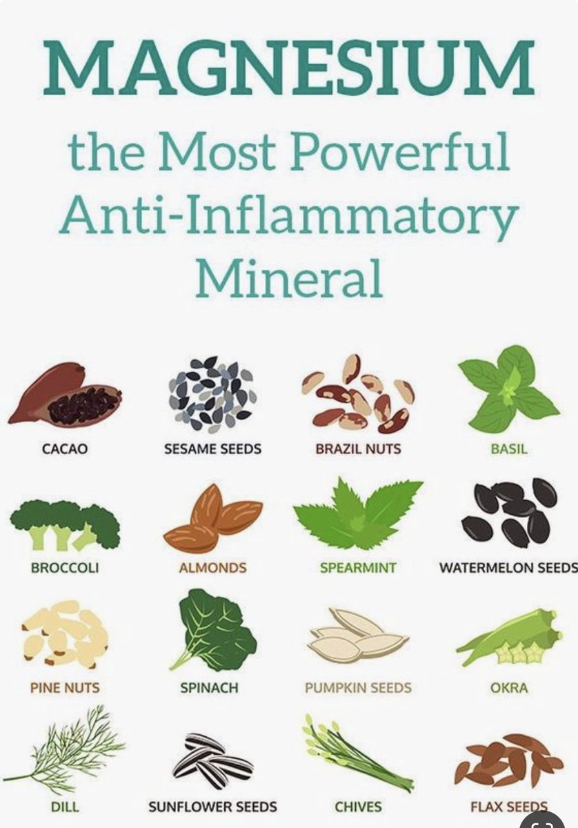 Magnesium rich foods.  #PhysioWaterford #Physio #Waterford #physiotherapist #WaterfordCity #WaterfordPhysio #Ireland #healthtips #SmallBusiness #BackPain #PainRelief #Physiotherapy #AdvancePhysioWaterford