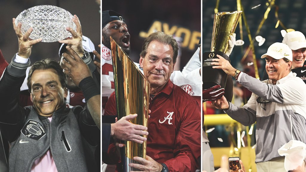 @SECNetwork's photo on Saban