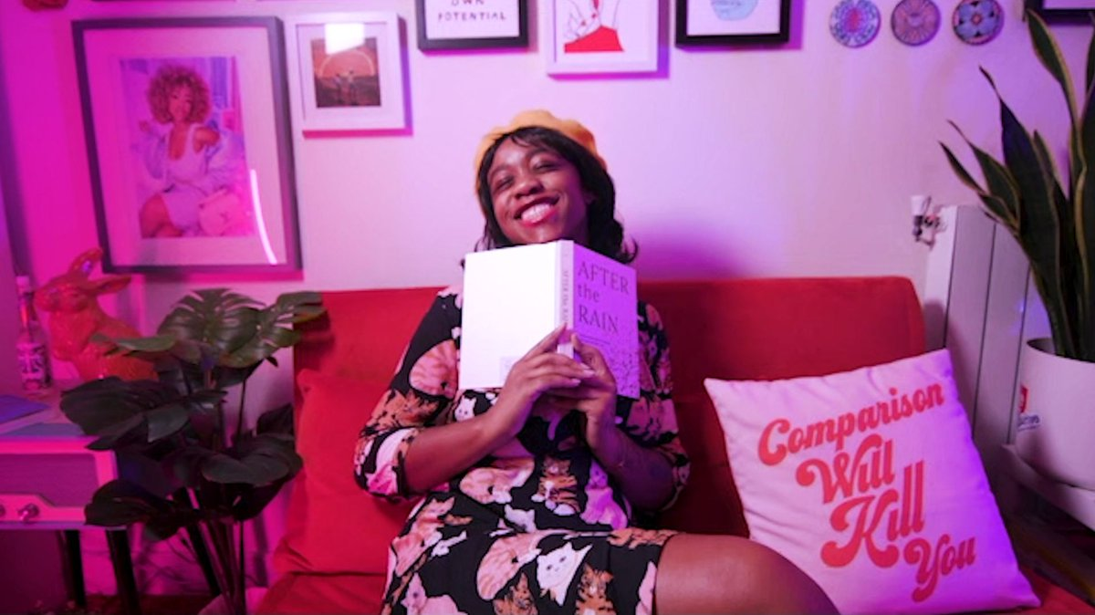 In a brand-new Skillshare Original, best-selling author Chidera Eggerue (@theslumflower) brings her warmth and self-care wisdom to help you embrace, nurture, and grow your authentic self!   Try it here: