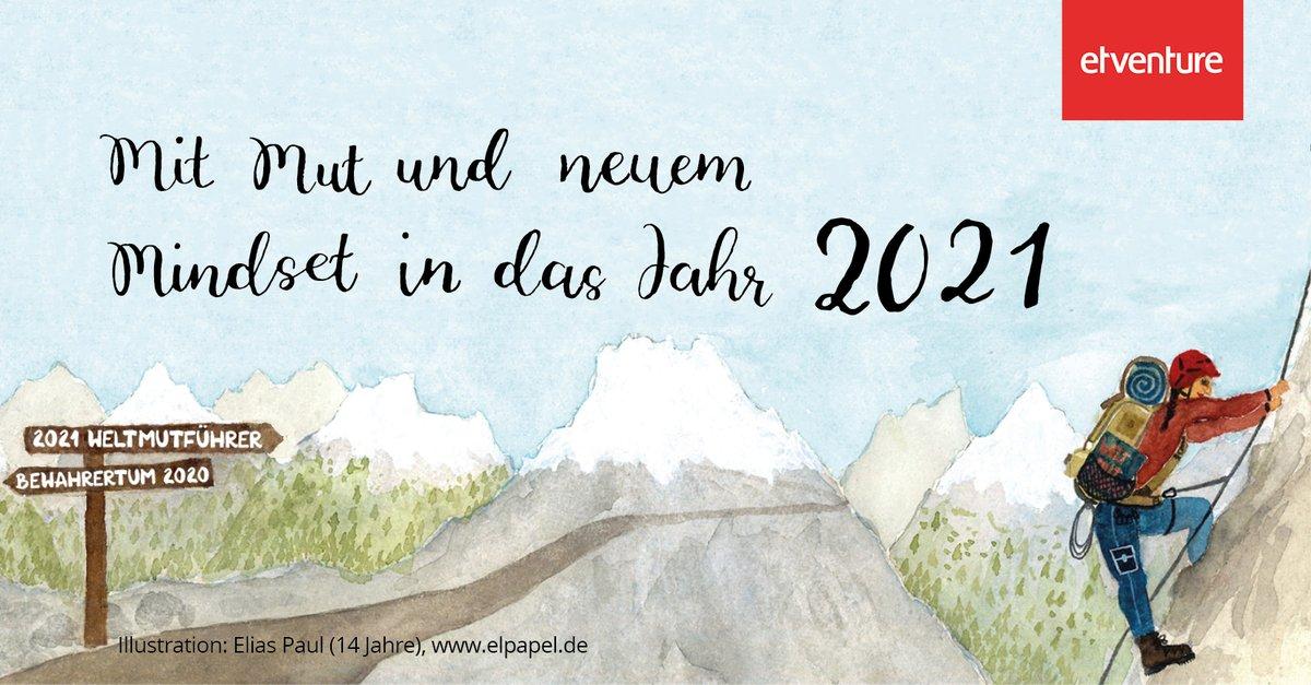 #HappyNewYear: Ein turbulentes Jahr mit Herausforderungen liegt hinter uns. #2021 gilt es umso mehr, mit neuem Mindset und Mut den Wandel weiter zu treiben. 🚀 Wir wünschen Ihnen allen noch ein gutes, erfolgreiches und gesundes neues Jahr. 🍀 https://t.co/jgyprbviBV
