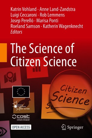 test Twitter Media - and what you always wanted to know about #evaluation in #citizenscience #citsci you find in Chapter 25: Evaluation in Citizen Science: The Art of Tracing a Moving Target. download: https://t.co/EuR7yW3SpZ https://t.co/aluOzl1VhK