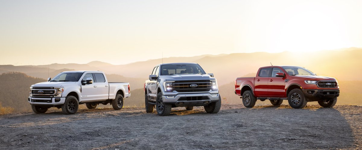 Need 3 good reasons to get into off-roading? Here you go! #NTXFord #Ford #BuiltFordTough #FordTrucks #F150